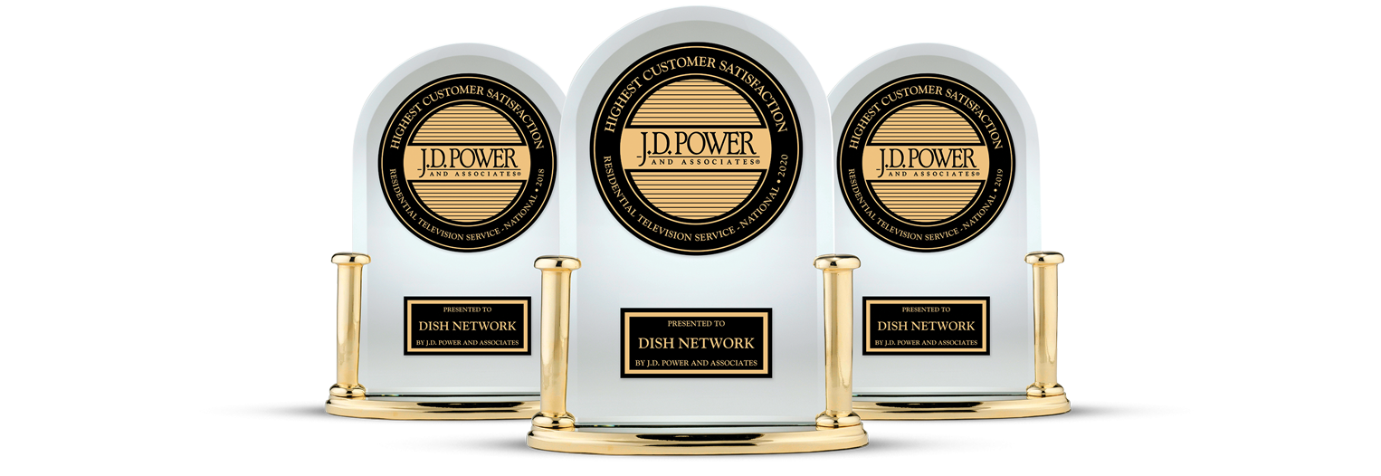 DISH Customer Satisfaction - Ranked #1 by JD Power - Cranberry Electronics in New Windsor, Maryland - DISH Authorized Retailer